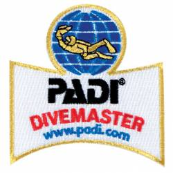 Divemaster Patch